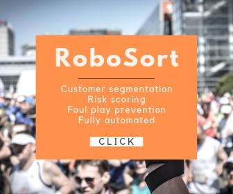 RoboSort – automatic customer segmentation and risk management