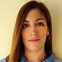 Front-end developer Hara Sarianidou